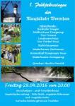 Hoagascht 2015 Flyer A4